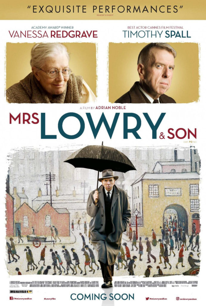 Lowry and Son at Whale Coast Theatre - Cinema in Hermanus