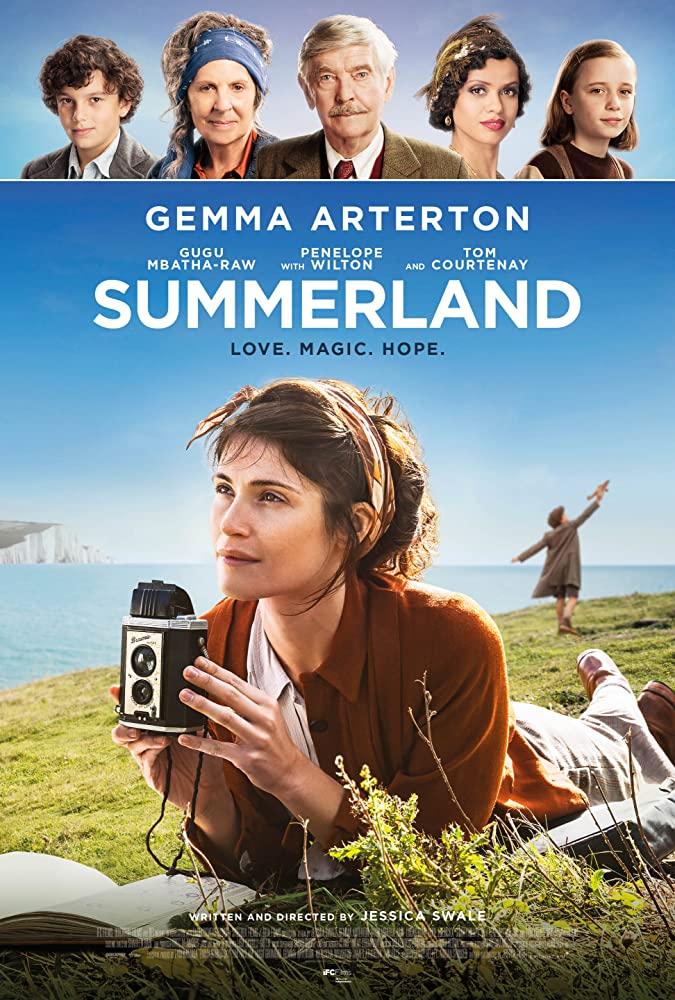 Summerland at Whale Coast Theatre - Cinema in Hermanus