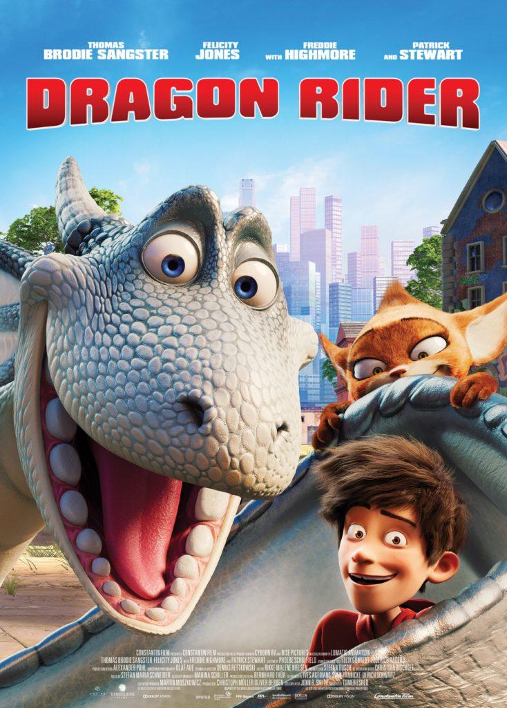 Dragon Rider at Whale Coast Theatre