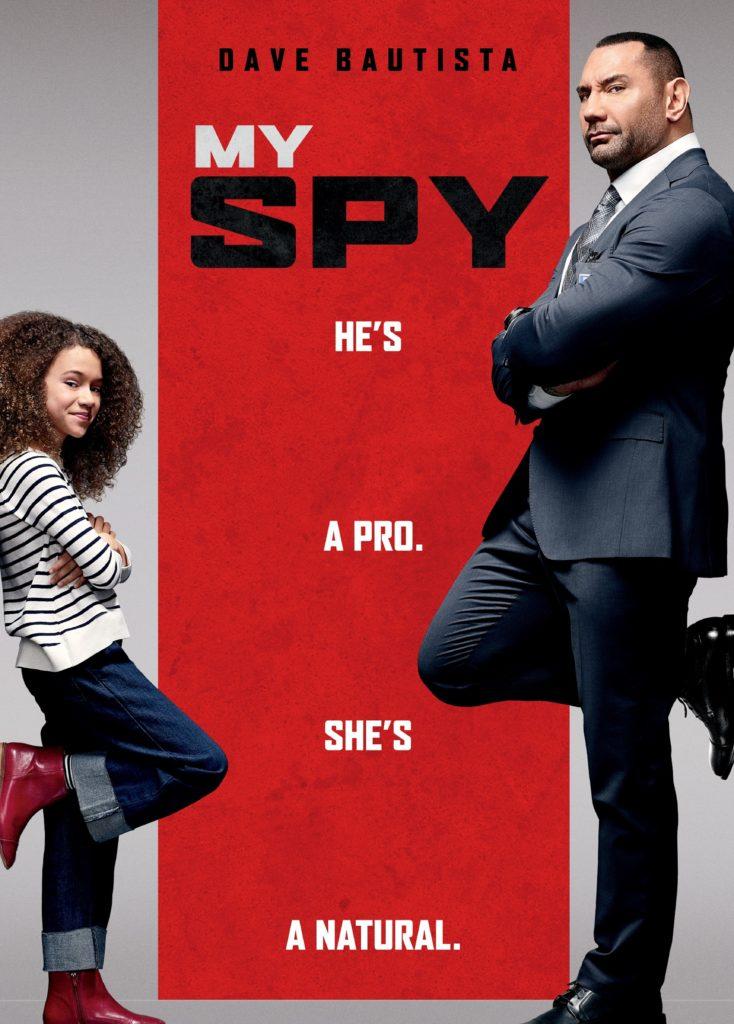 My Spy at Whale Coast Theatre