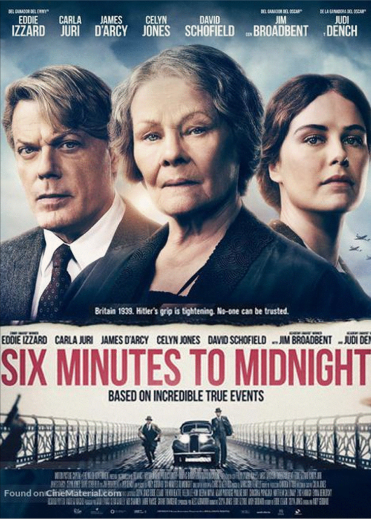 Six Minutes to Midnight at Whale Coast Theatre
